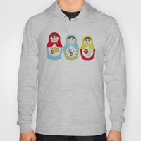 Matrioshka Dolls - Trio Hoody