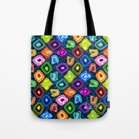 Geode Delight! Tote Bag