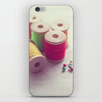 It's The Simple Things..… iPhone & iPod Skin