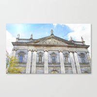 The Cathedral, Waterford City Canvas Print