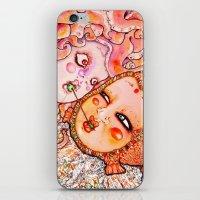 Octopus Love iPhone & iPod Skin