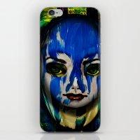 Perks iPhone & iPod Skin