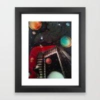 Space? Framed Art Print