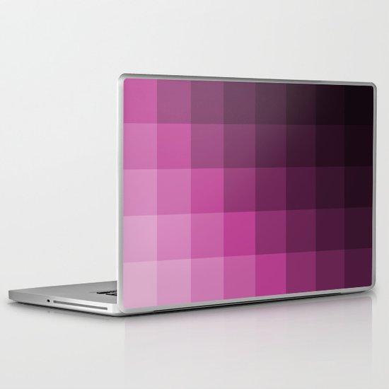 Pixel Gradient Laptop & iPad Skin