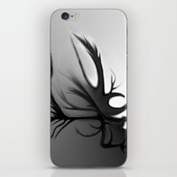 The Double Edged Tree I iPhone & iPod Skin