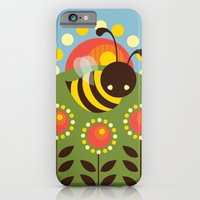 iPhone & iPod Case featuring Spring by Steph Dillon