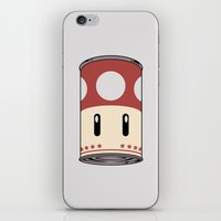 cream of mushroom super. iPhone & iPod Skin