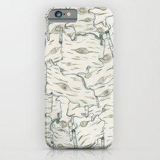 birch bark iPhone 6 Slim Case