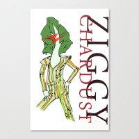 Ziggy Chardust Canvas Print