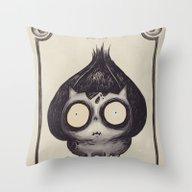 Bulbasaur #001 Throw Pillow