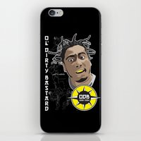 Russell 'ODB' Jones iPhone & iPod Skin