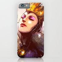 iPhone & iPod Case featuring Evil Queen by Vincent Vernacatola