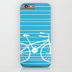 Blue Bike by Friztin iPhone 6s Slim Case