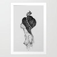 Beyond Your Wildest Dreams Art Print