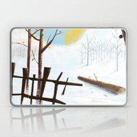 Sun And Snow Laptop & iPad Skin