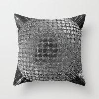 Throw Pillow featuring Sfear by MattXM85