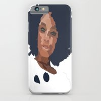iPhone & iPod Case featuring Natural Hair  by Jorieanne