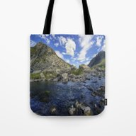 Pen Yr Ole Wen And Tryfa… Tote Bag