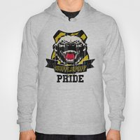 Hufflepuff Pride Hoody
