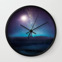A New Beginning V Wall Clock