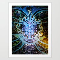 The Fifth Art Print