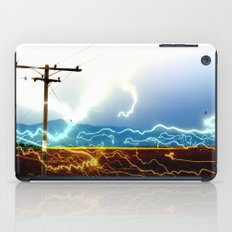 Power Baby, Power by D. Porter iPad Case