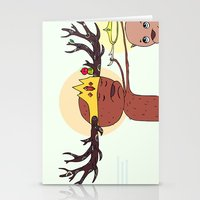 He Will Rule From Sea To… Stationery Cards