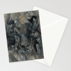 The Black Leopard Stationery Cards