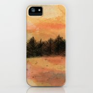 Horizonte Distante iPhone (5, 5s) Slim Case