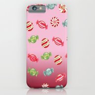 Christmas Candy Peppermi… iPhone 6 Slim Case