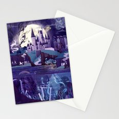 Never a Quiet Year at Hogwarts Stationery Cards