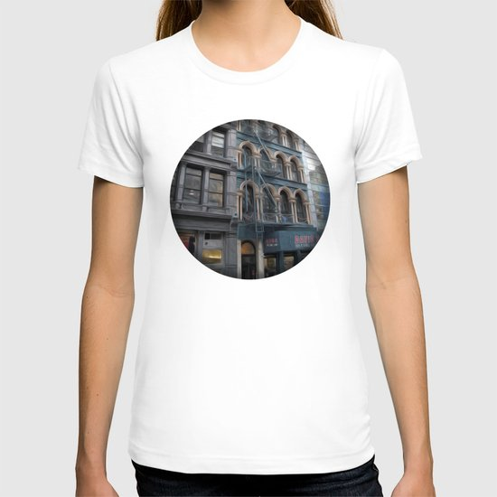 Fire Escape T-shirt