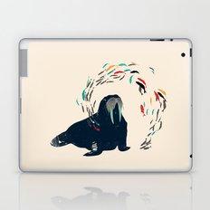Walrus. Laptop & iPad Skin