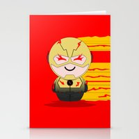 ChibizPop: The Reverse Stationery Cards