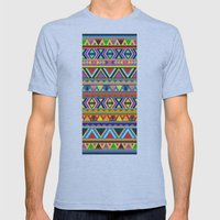 PLAY Mens Fitted Tee Athletic Blue SMALL