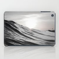 Motion of Water iPad Case
