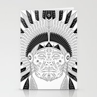 Snapped Up Market - Cowboys & Indians Stationery Cards