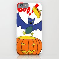 Halloween Bat  iPhone 6 Slim Case