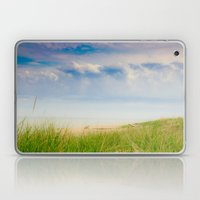 A Day At the Beach Laptop & iPad Skin