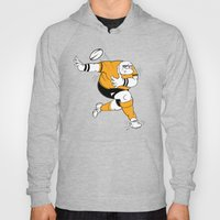 Rugby Player Hoody