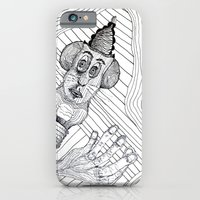 Mouse Fingers iPhone 6 Slim Case