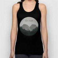 Twin Peaks Unisex Tank Top
