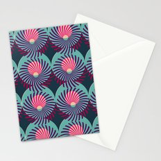 HUKUMU - peacock Stationery Cards