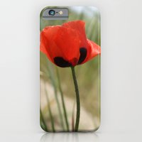 iPhone & iPod Case featuring Wild Poppy by Emele Photography