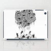 EscapeEyes iPad Case