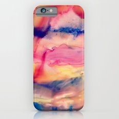 Unicorn Blood and Melted Popsicles Slim Case iPhone 6s