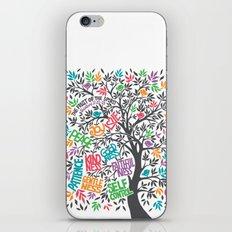 The Fruit Of The Spirit (II) iPhone & iPod Skin