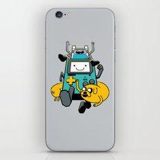 Portable Time! iPhone & iPod Skin