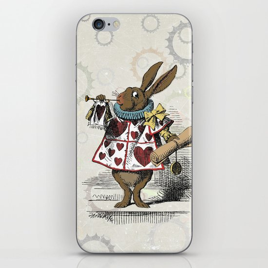 The Hare iPhone & iPod Skin