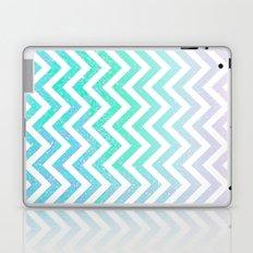 Fairy Dust Chevron Laptop & iPad Skin